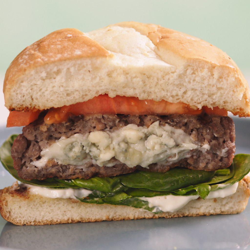 Beyond Meat Juicy Lucy Beyond Burger