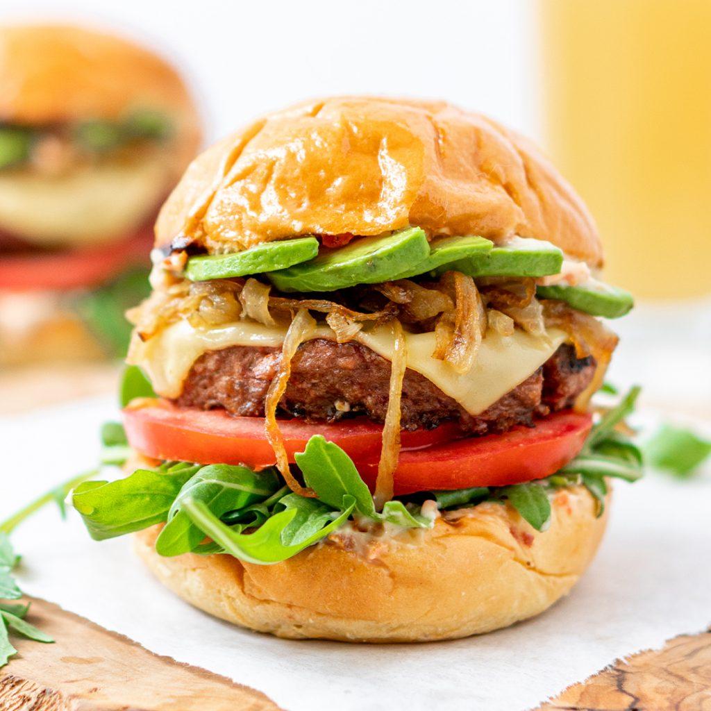 California Cookout Classic Burger
