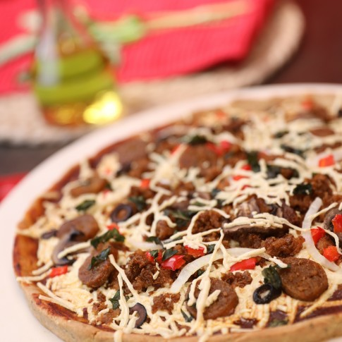Beyond Meat Loaded Pizza