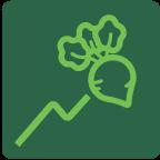 Plant trending icon